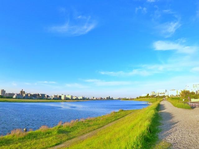 ガイドと巡る平塚の文化資源再開!9月は「花水川水辺の道」コース。