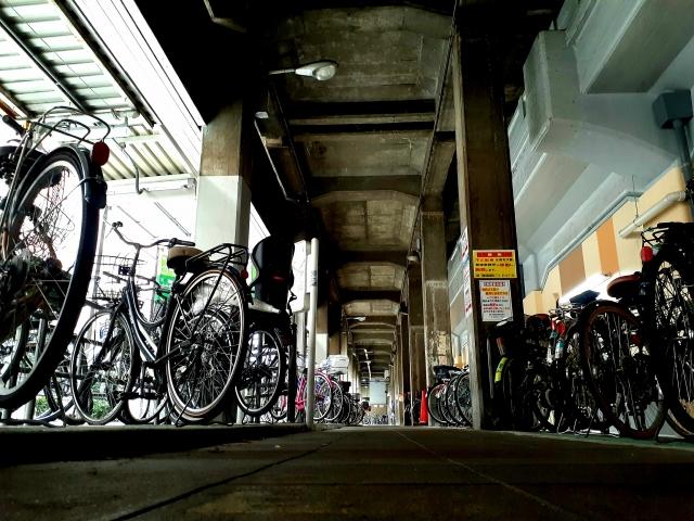 JR平塚駅周辺の駐車場・駐輪場の定期利用料金が10月から値上げになります。
